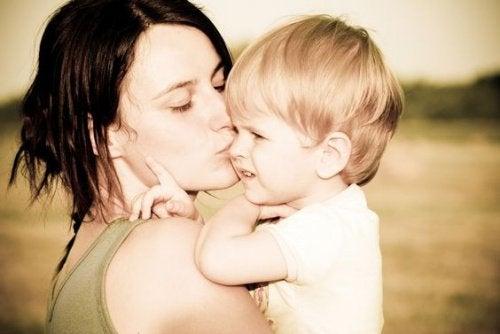 엄마와 아기
