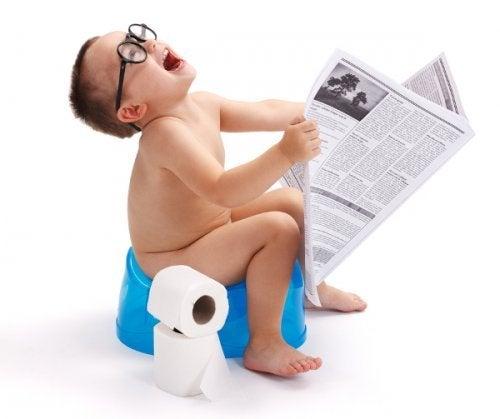 아기와 소셜 미디어