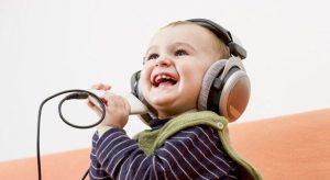 아기를 웃게 만드는 노래