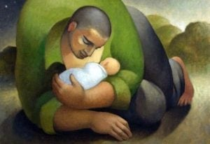 아이를 보호하는 강력한 엄마의 힘