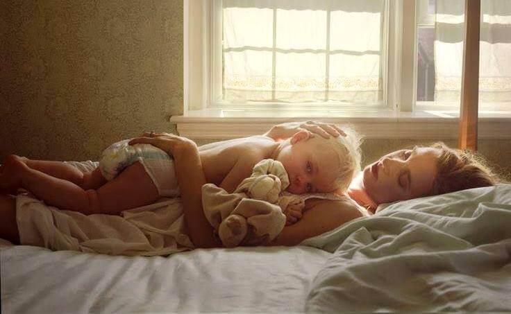 아이와 단둘이 보내는 즐거운 시간