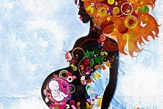 임신한 여성