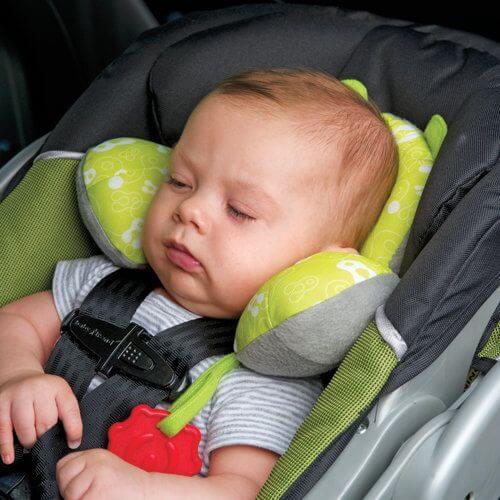 유아용 카시트와 안전 - 아기를 카시트에서 재우면 안 된다