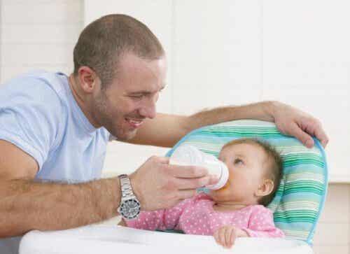 남편을 육아에 참여시키는 대화법