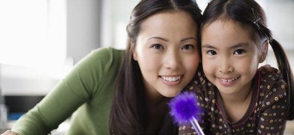 아이의 지능은 엄마에게서 유전된다?