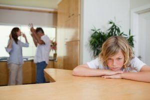 부모가 싸우는 모습