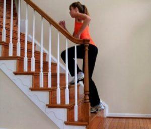 집에서 운동하기