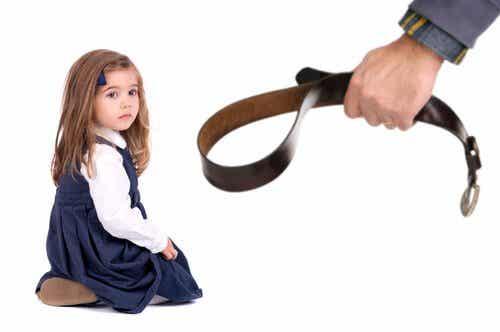 체벌은 아이의 IQ에 영향을 끼친다