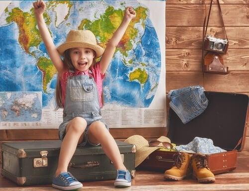 어릴 때부터 여행을 다니면 좋은 점