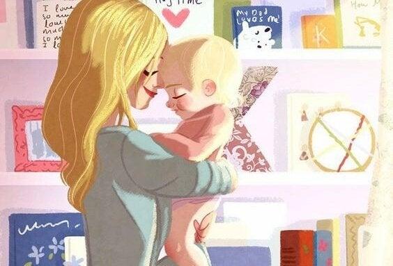 아기가 우리에게 주는 놀라운 힘