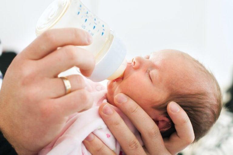 가루로 된 모유가 곧 출시된다
