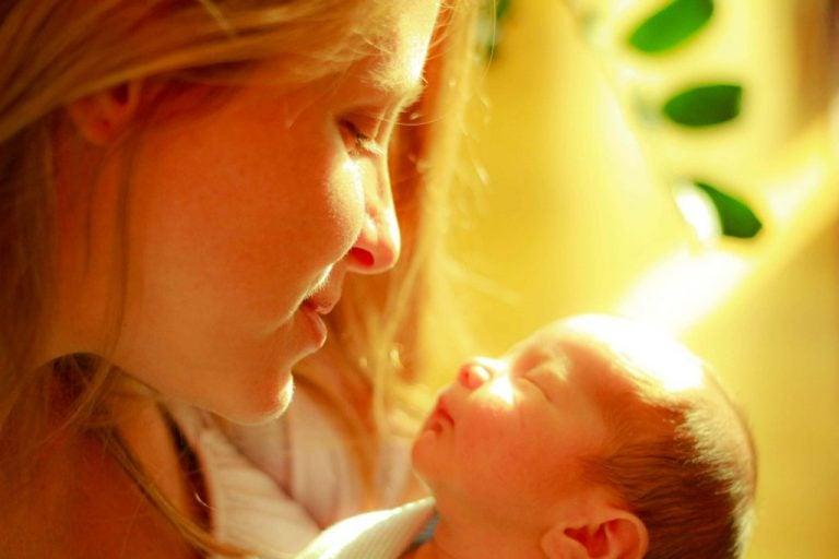 아기와의 시간을 즐기자: 그 순간은 짧다