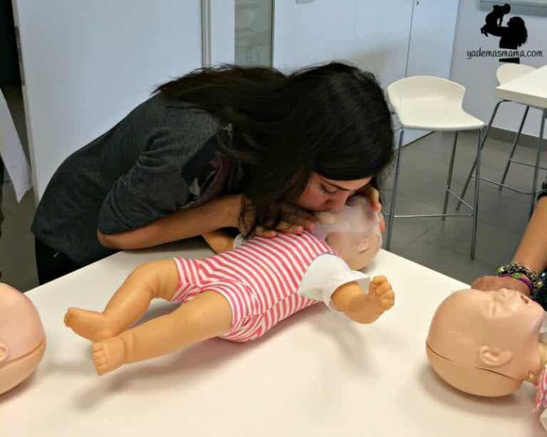 응급처치법: 갑자기 아이가 숨을 쉬지 않을 때