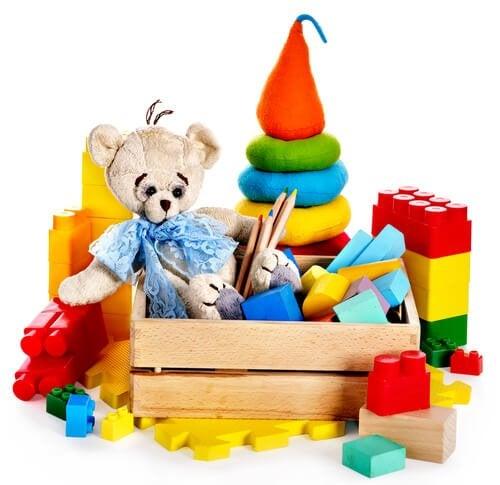 아이의 연령에 맞게 장난감을 고르는 방법