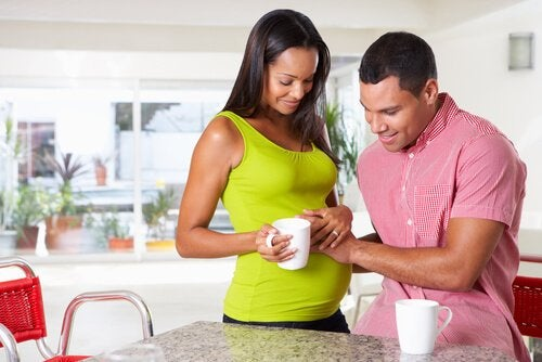 임신 기간 중 아빠가 느끼는 불안감이 정상인가?
