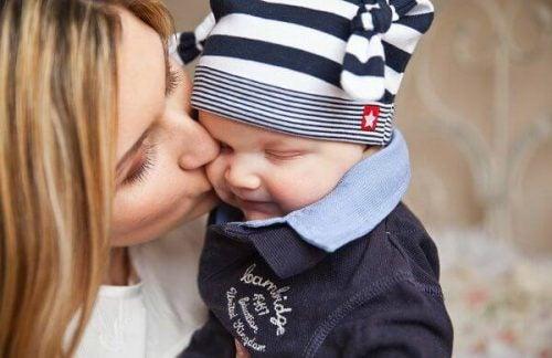 아이에게 애정 표현은 얼마나 중요할까?