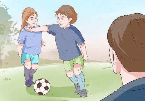 사촌들과 함께 성장하는 어린 시절의 장점 5가지
