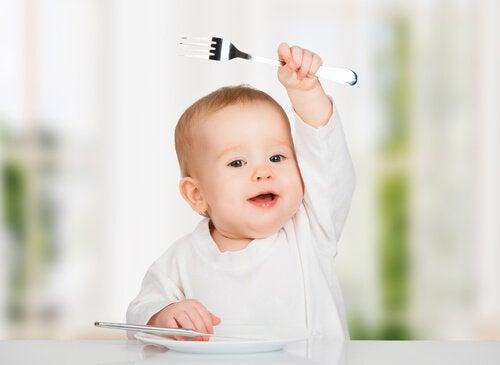 생후 6~9개월 아기를 위한 맛있는 레시피
