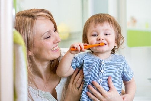 아이의 첫 치아는 어떻게 관리할까?