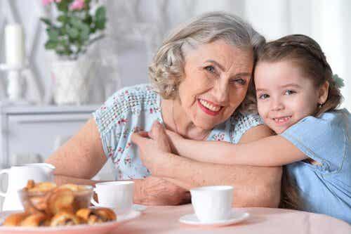 친할머니는 왜 중요할까?