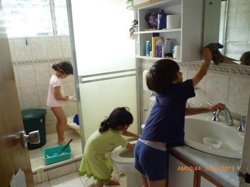 아이들에게 책임감을 심어주는 방법
