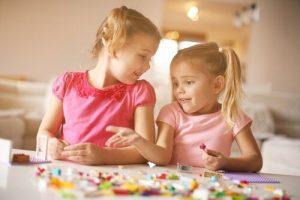 레고의 심리학적 혜택 감성지능