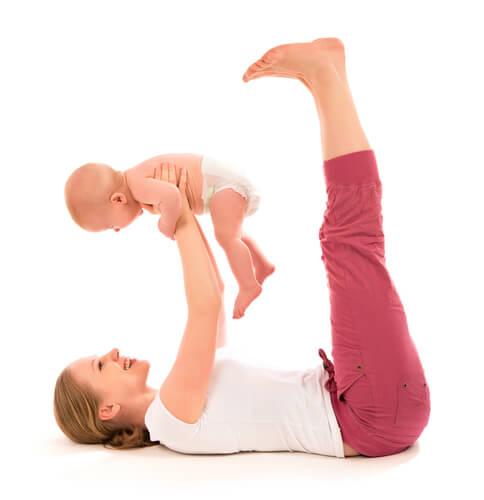 출산 후 체중 감량 방법