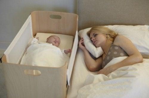 아기를 재우는 요령
