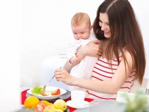 모유수유를 하면서 살을 뺄 수 있을까?