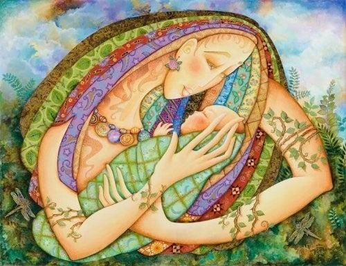 엄마됨은 경이로운 선물이다