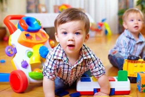 아이의 운동 기능을 어떻게 자극할까?