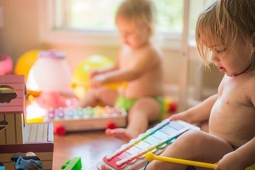 아기를 자극하는 놀이 방법