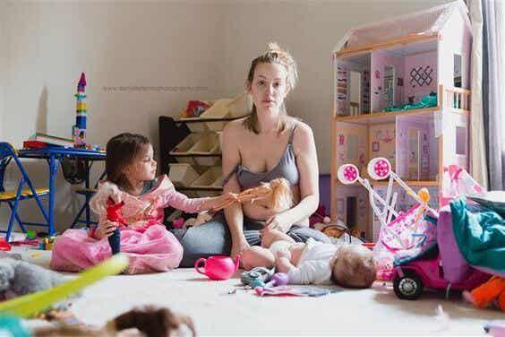 산후우울증: 엄마들은 이야기하지 않는 질병