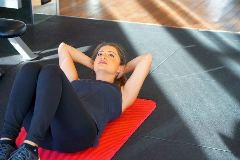하이포프레시브 운동: 산후 몸매 관리를 위한 복근 운동법
