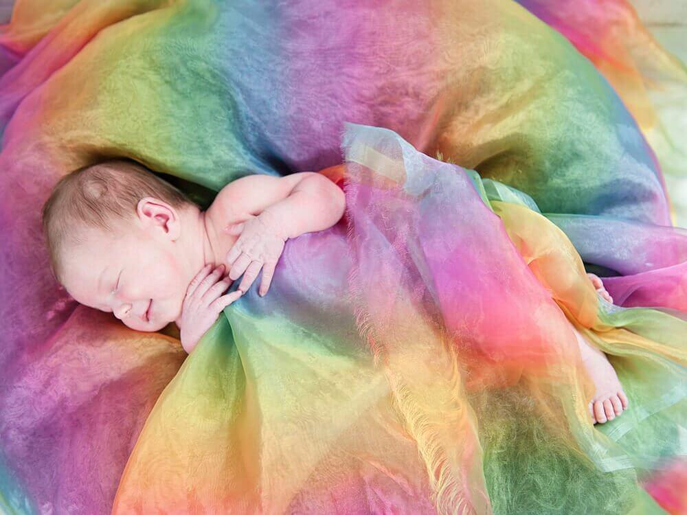 모성의 또 다른 유형: 별똥별 그리고 무지개 아기들