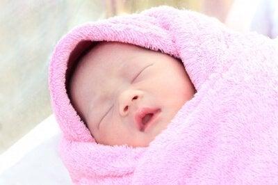신생아의 수면