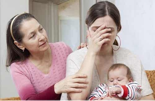 우울한 엄마는 아이에게 악영향을 끼친다