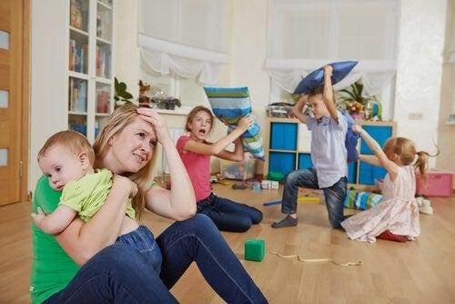 집 안을 엉망으로 만들지 않기 위한 시간 관리 비결