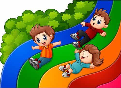아이들을 위한 최고의 만화