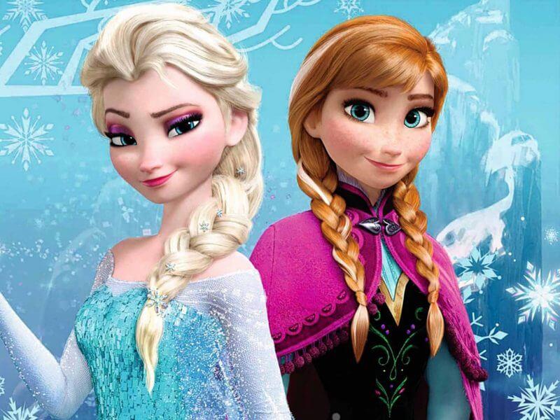 영화 '겨울왕국'과 자매 간 사랑의 힘