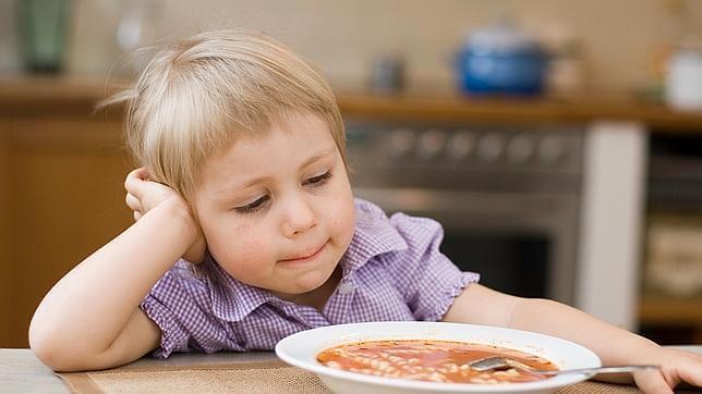 아이의 성격이 먹는 음식에 영향을 준다