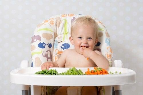 언제부터 어떻게 아기에게 고형식을 먹이기 시작할까?