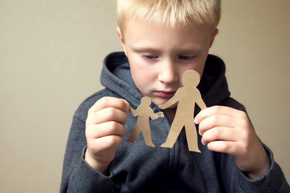 아이와 전남편의 관계를 방해하지 말자