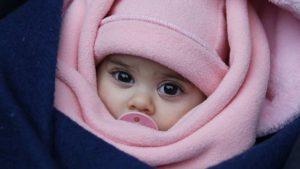신생아를 따뜻하게 입히는 4가지 조언