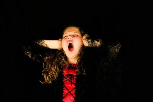 화난 아이를 진정시키는 방법