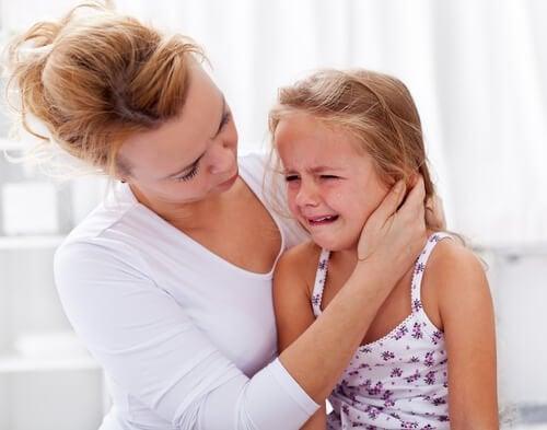 아이의 불만에 대처하는 방법