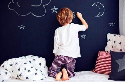 아이의 숙면을 확실히 보장하는 4가지 방법
