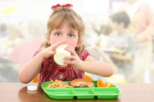 아이의 잘못된 식습관으로 인한 결과