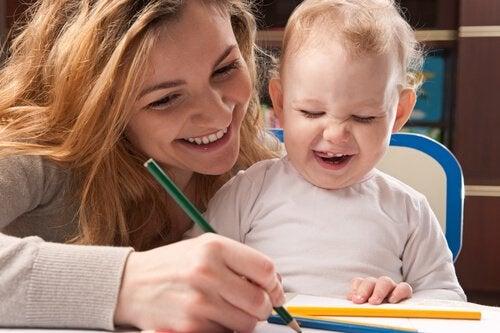 아이에게 글쓰기를 가르치는 방법