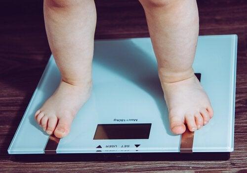 아이의 잘못된 식습관이 부르는 증상들 급격한 체중 증감